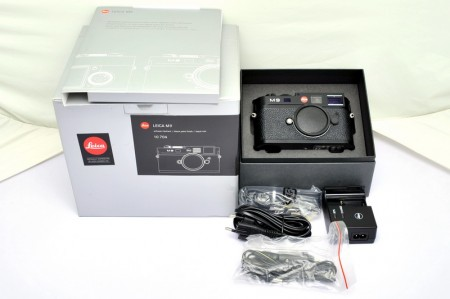 Leica M9 Black Paint Digital (New CCD Replaced)