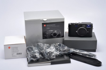 Leica M9-M Black Monochrom (New CCD Replaced)
