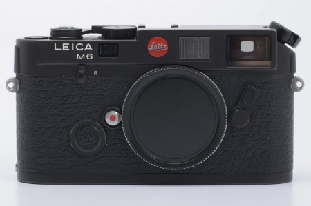 Leica M6 Classic 0.72 Camera Black, Early