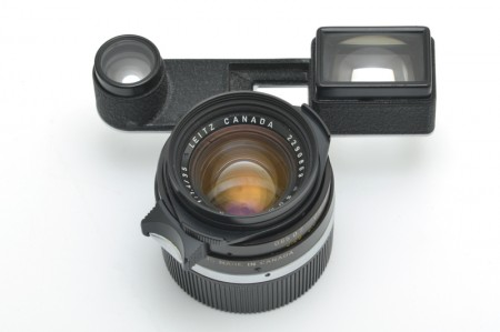 Leica Summilux-M 35mm f/1.4 Ver.2, Pre-ASPH Infinity Lock for M3 Canada