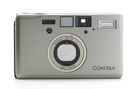 Contax T3 Champagne Gold