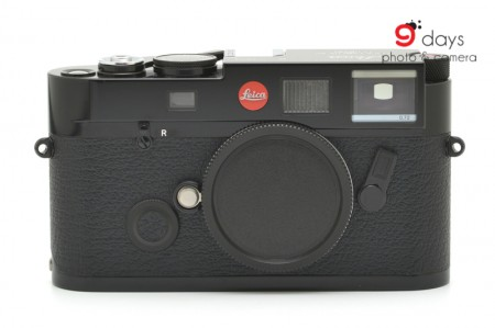 Leica M6 TTL 0.72 Camera Black Paint, Millennium Edition