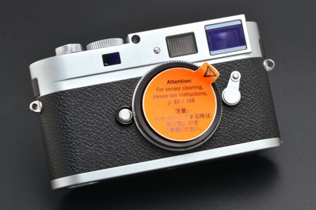 Leica M9-P Silver Digital (New CCD Replaced)