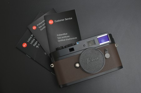 Leica M9-P Black Paint Digital (New CCD Replaced)