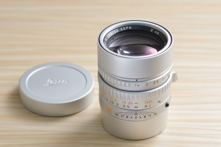 Leica Summilux-M 50mm f/1.4 ASPH, from M9-P Edition Hermes
