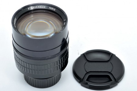 Angenieux 50mm f/0.95 Type M1 Modified to Leica M
