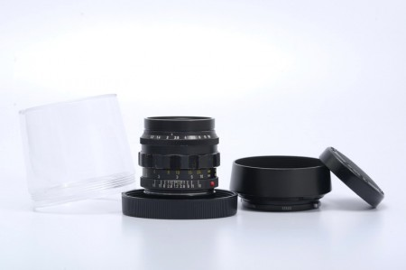 Leica Noctilux-M 50mm f/1.2 AA (Double Aspherical)