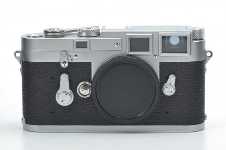 Leica M3 Camera Early, Double Stroke Glass-Plate