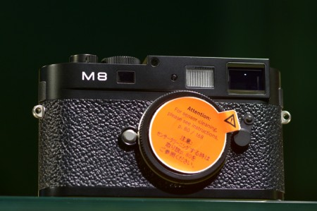 Leica M9 Prototype Black (New CCD Replaced)