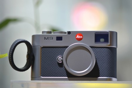 Leica M9 Titanium Body Only (New CCD Replaced)