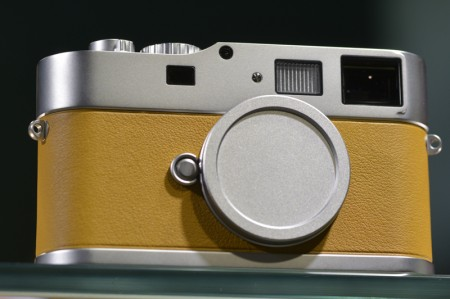 Leica M9-P Hermes Edition Camera Set with Summilux-M 50mm f/1.4 ASPH (New CCD Replaced)