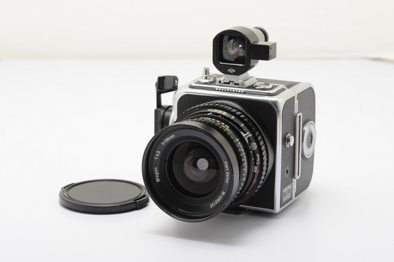Hasselblad SWC with Biogon 38mm f/4 5 | 9days Photo & Camera