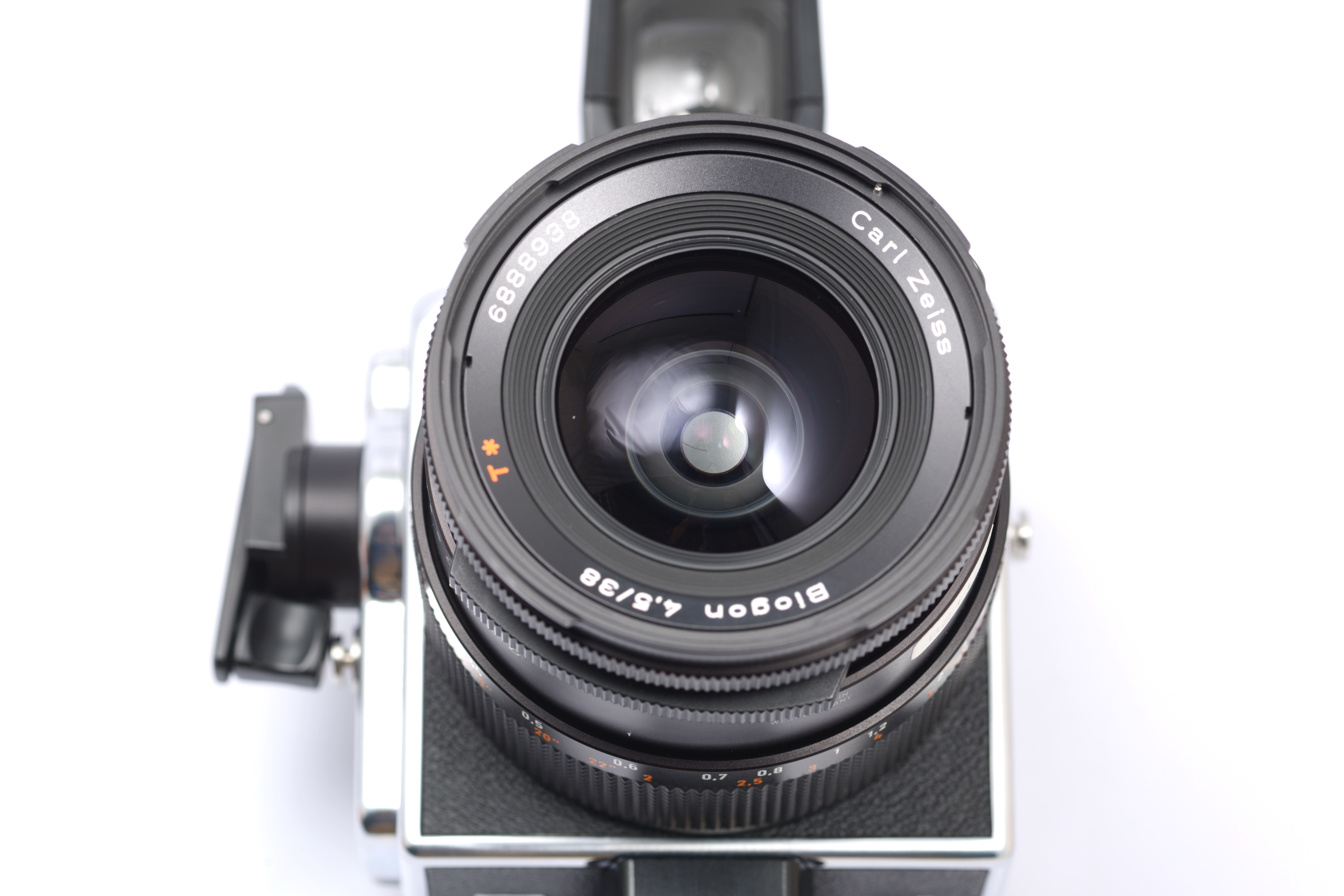Hasselblad SWC/M with CF Biogon 38/4 5 | 9days Photo
